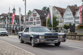 Cadillac Sedan DeVille (1967) - am Cadillac LaSalle Club Grand European Meeting 2015 (1967)