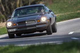 Chevrolet Camaro 'Berlinetta' - 'American Way of Driving