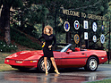 Bild (5/16): Chevrolet Corvette Convertible mit Playmate of the Year 1987 Donna Edmonson (Archivbild)