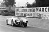 Cunningham C5-R (1953)  in Le Mans 1953 – Le Mans 1953, Phil Walters im Cunningham C5-R (© The Collier Collection, 1953)