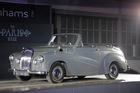 Daimler Conquest Century Drophead (1956) - am Bonhams Paris Sale 2012 verkauft für € 19'550 (Lot 274) (1956)