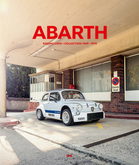 "Bild (1/12): Einband - Buch ""Abarth - Racing Cars • Collection 1949 - 1974"" (© Delius Klasing Verlag, 2018)"
