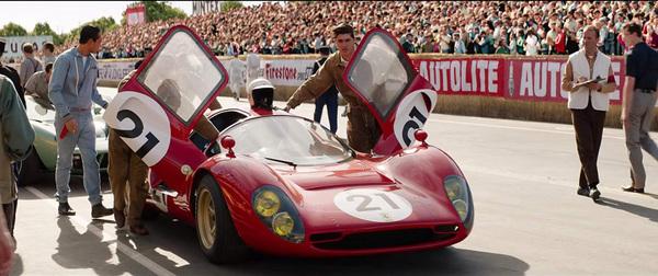 Die Ford Gt40 In Le Mans Aus Hollywood Perspektive Filmrezension Literatur Filme Zwischengas