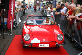 Fiat 850 Spider (1968) am Concours d'Elégance in Basel 2016 (1968)