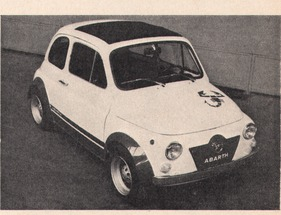 Fiat Abarth 595 SS & 595 SS Lusso (1971)