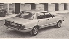 Ford Cortina 1.3 - 50/57 DIN-PS (1978)