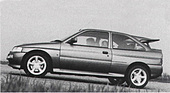Ford Escort RS Cosworth (1992) (1992)