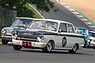 Ford Lotus Cortina - Pre 66 Touring Cars - Masters Historic Festival Brands Hatch 2018 (© Stuart Adams, 2018)