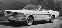 Ford Mustang (1966) - Cabrioversion des Jahrgangs 1966 (1966)