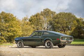 Ford Mustang Gt 390 Der Brexit Bullitt Clone Fahrzeugberichte