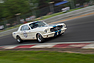 Ford Mustang - Pre 66 Touring Cars - Masters Historic Festival Brands Hatch 2018 (© Stuart Adams, 2018)