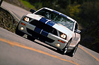 Ford Shelby GT 500 (2007) - in voller Fahrt (2007)