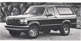 Ford (USA) Bronco (1992)
