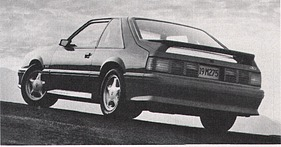 Ford (USA) Mustang GT (1992)