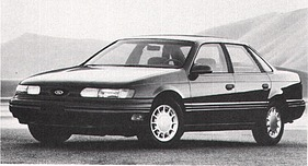 Ford (USA) Taurus LX (1992)