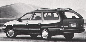 Ford (USA) Taurus Wagon (1992)