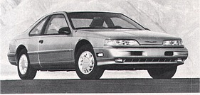 Ford (USA) Thunderbird LX (1992)