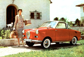Goggomobil TS 250 1958