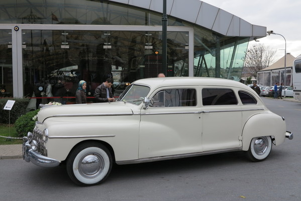 das oldtimer museum rmk in istanbul ist eine reise wert rund ums auto zwischengas. Black Bedroom Furniture Sets. Home Design Ideas