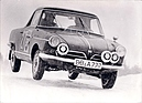 Bild (4/16): Internationale Winter-Rallye Norwegen - NSU Wankel Spider (© Fotograf: NSU Wankel Spider Club, 1967)