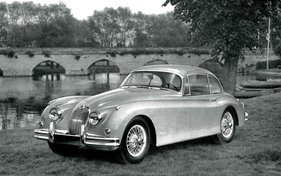 jaguar xk150 s tow car supersportwagen als praktisches zugfahrzeug fahrzeugberichte. Black Bedroom Furniture Sets. Home Design Ideas