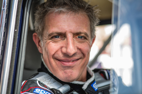 Jason Plato am Goodwood Revival 2015 (Aufnahmedatum: 2015)