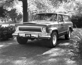 Bild (16/16): Jeep Cherokee Chief (1976) (Archivbild)