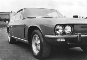 Jensen Interceptor III (1972) - klassische Optik (1972)