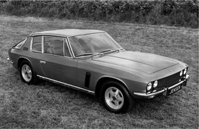 Jensen Interceptor III (1973) (1973)