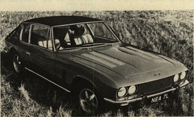 Jensen Interceptor III (1973)