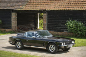 Jensen Interceptor Mark III Convertible (1976) - als Lot 215 angeboten an der Bonhams Versteigerung am Goodwood Festival of Speed am 24. Juni 2016 (1976)