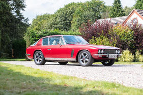 Jensen Interceptor Series III Sports Saloon (1973) - als Lot 297 angeboten an der Bonhams Goodwood Revival Versteigerung am 14. September 2019 (1973)
