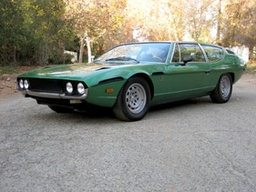 "Bild (1/3): Lamborghini Espada (1973) - an der RM Auction ""Automobiles of Arizona 2010 für USD 41'250 verkauft (© RM Auctions, 2011)"
