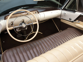 Lincoln Capri Convertible (1954) - als Lot 190 an der RM Auction Sam Pack am 14./15. November 2014 (1954)