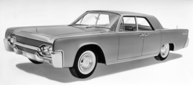 Lincoln Continental (1960) - frühes Contintental-Modell (1960)