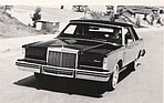 Lincoln Continental Mark VI 4,9-Liter-V8 - 134 HP (netto) Benzineinspritzung (1982)