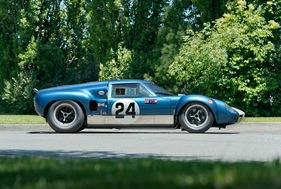 Lola GT - der geniale, aber gescheiterte Vorläufer des Ford GT 40 ...