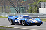 Lola T70 Mk3 (1967) - FIA Masters Historic Sports Car Championship am AvD OGP 2014 (© Bruno von Rotz, 2014)