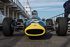 Bild (9/16): Lotus 20 Formel Junior (1961) - am zweiten Testing Day für das 73. Goodwood Members' Meeting 2015 (© Fotograf: Stuart Adams, 2015)