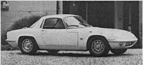Bild (9/16): Lotus Elan S4 Coupé (1969) (Archivbild)