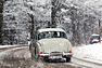 MG Magnette ZB (1957) - am Winter-RAID 2015 (1957)