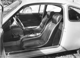 Bild / Foto: Marcos Mini-Marcos GT (1967) - Interieur (1967) aus dem ...