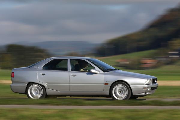 maserati quattroporte iv - die letzte kompakte gt-limousine aus