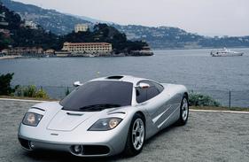 mclaren f1 - der schnellste seriensportwagen der welt feiert den 25