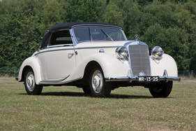 Mercedes-Benz 170 S Cabriolet A (1951) – versteigert als Lot 151 durch RM Auction London 8./9. September 2013 (1951)