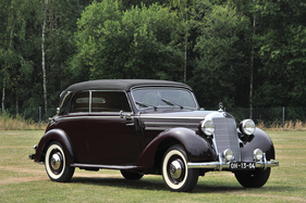 Mercedes-Benz 170 S Cabriolet B (1950) – versteigert als Lot 170 durch RM Auction London 8./9. September 2013 (1950)