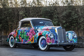 "Bild (1/1): Mercedes-Benz 220 A Cabriolet ""Earthly Paradise"" (1952) - angeboten als Lot 109 an der RM-Versteigerung vom 16./17. Januar 2014 in Arizona (© ted7 Photography - Courtesy RM Auctions, 2013)"