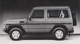 Mercedes-Benz 230 GE (1990)