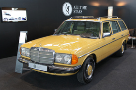 Mercedes-Benz 230 TE (1981) - in der Mercedes-Benz Alltime-Stars Concours Edition - an der Retro Classics 2016 (1981)