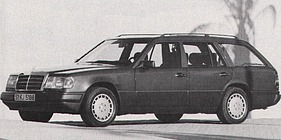 Mercedes-Benz 230 TE (1990)